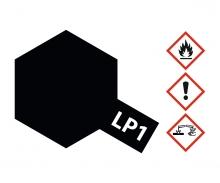 LP-1 Schwarz glänzend 10ml (VE6)