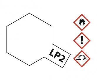 LP-2 White gloss 10ml
