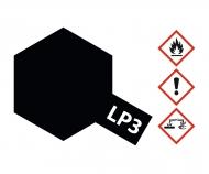 LP-3 Schwarz matt 10ml (VE6)