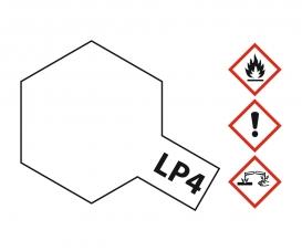 LP-4 Weiss matt 10ml