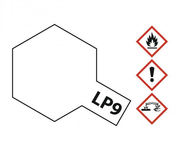 LP-9 Klarlack glänzend 10ml