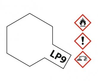 LP-9 Klarlack glänzend 10ml (VE6)
