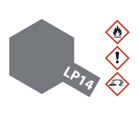 LP-14 IJN Gray (Maizuru A.) Flat 10ml