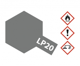 LP-20 Hell Gun Metal 10ml (VE6)
