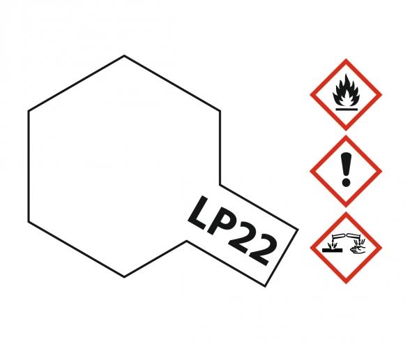 LP-22 Mattiermedium (Flat Base)10ml