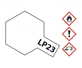 LP-23 Flat Clear 10ml