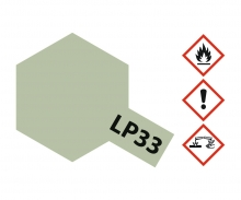 LP-33 Gray Green Flat (IJN) 10ml