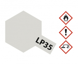 LP-35 Insignia White Flat 10ml