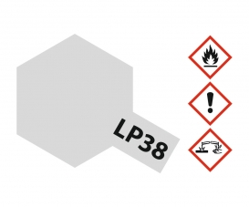 LP-38 Aluminium matt 10ml (VE6)