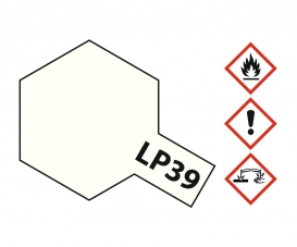 LP-39 Racing White gloss 10ml