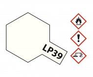 LP-39 Racing Weiss glzd. 10ml (VE6)