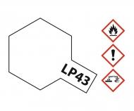 LP-43 Pearl White