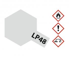 LP-48 Sparkling Silver gloss 10ml