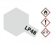 LP-48 Sparkling Silber glzd. 10ml (VE6)