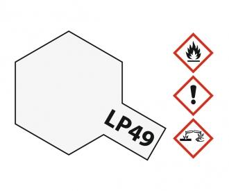 LP-49 Pearl Clear gloss 10ml