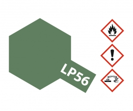LP-56 Dark Green 2 Flat 10ml