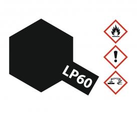 LP-60 NATO Schwarz matt 10ml (VE6)