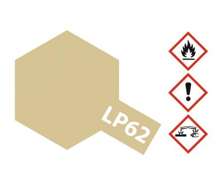 LP-62 Titanium Gold glänzend 10ml (VE6)