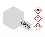 LP-70 Aluminium glzd. 10ml (VE6)