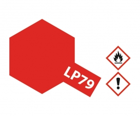 LP-79 Flat Red 10ml