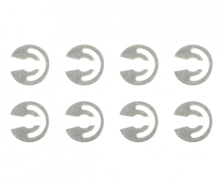 2mm Wellensicherungsring/E/C-Ring (8)