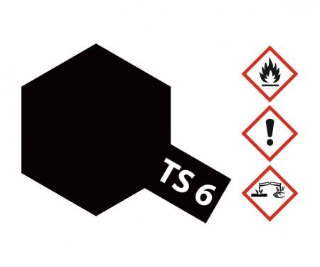 TS-6 Flat Black 100ml