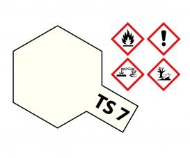TS-7 Racing-Weiss glänzend 100ml