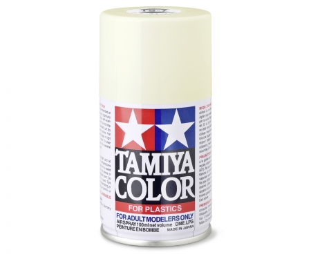 TS-7 Racing White Gloss 100ml