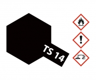 TS-14 Schwarz glänzend 100ml