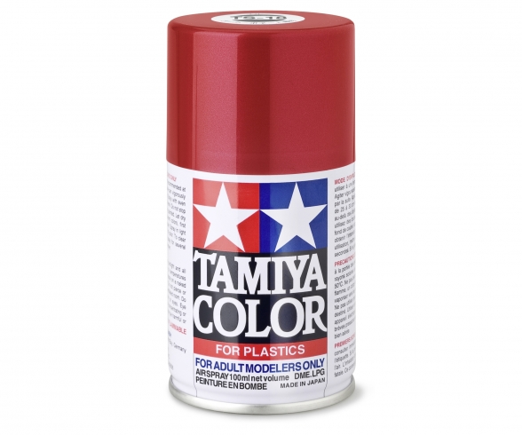 TS-18 Metallic Red Gloss 100ml