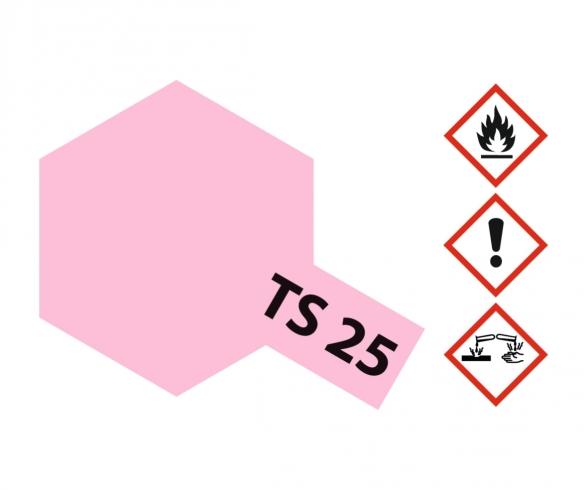 TS-25 Rosarot glänzend 100ml