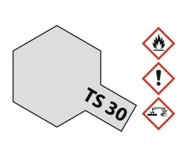 TS-30 Metallic Silber glänzend 100ml