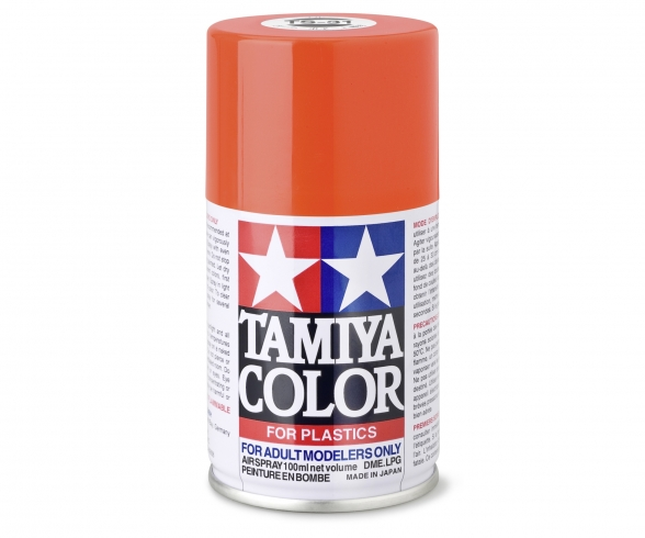 TS-31 Bright Orange Gloss 100ml