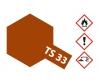 TS-33 Flat Hull-Red 100ml