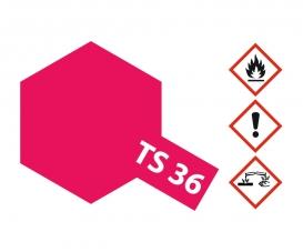 TS-36 Flourecent Red Gloss 100ml