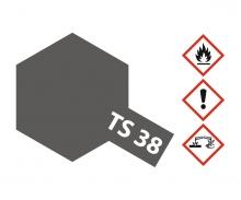 TS-38 Gun Metall seidenmatt 100ml