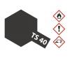 TS-40 Metallic Black Gloss 100ml