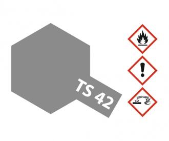 TS-42 Light Gun Metal Semi Gloss 100ml