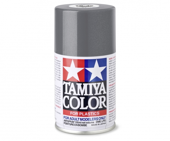 TS-42 Light Gun Metal Semi Gloss 100ml