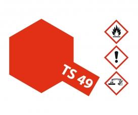 TS-49 Hellrot glänzend 100ml