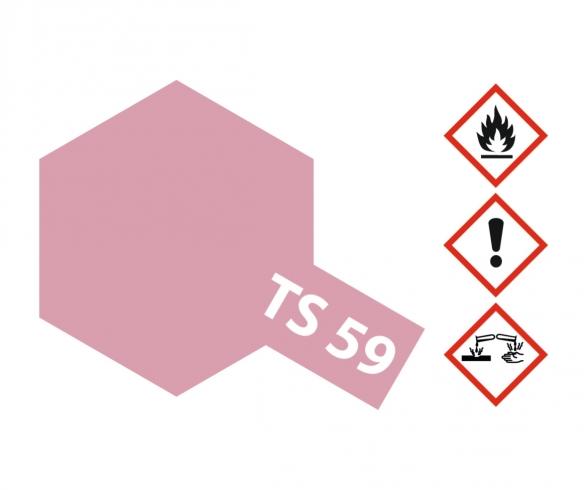 TS-59 Pearl Light Red Gloss 100ml