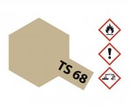 TS-68 Holzdeck Hellbraun matt 100ml