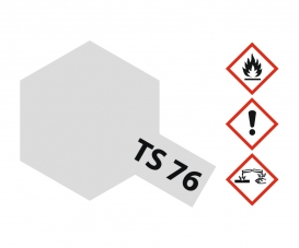 TS-76 Mica Silber (Glimmer) glänz. 100ml