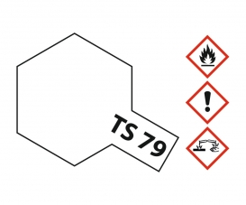 TS-79 Semi Gloss Clear 100ml