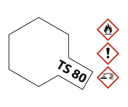 TS-80 Klarlack matt 100ml