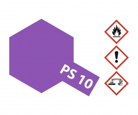 PS-10 Violett Polycarbonat 100ml