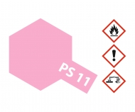 PS-11 Pink Polycarbonate 100ml