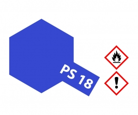 PS-18 Metallic Violett Polycarb. 100ml