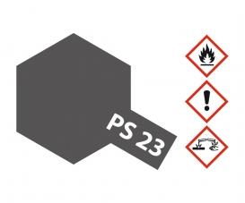 PS-23 Gun Metal Grey Polycarb. 100ml
