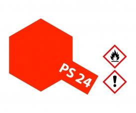 PS-24 Flourescent Orange Polycarb. 100ml